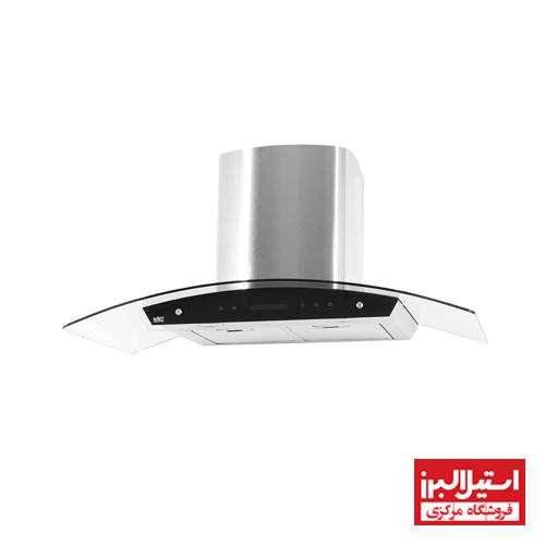 هود اشپزخانه شومینه استیل البرز مدل SA 119 new