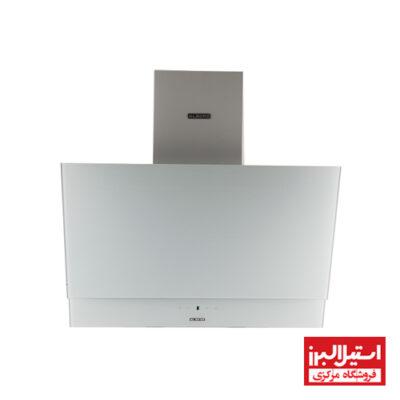 هود مورب شیشه ای استیل البرز مدل SA 413