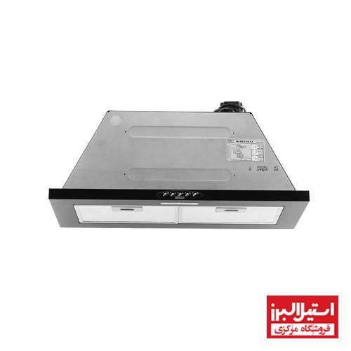 هود مخفی توکار استیل البرز مدل SA 506