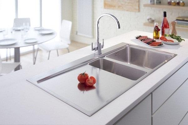 نکات مهم در انتخاب سینک ظرفشویی