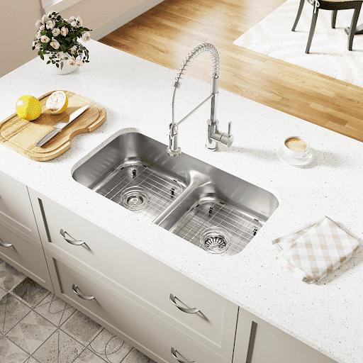 ویژگی های سینک ظرفشویی